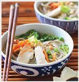 Tosca Reno's Asian Noodle Bowl