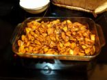 Becky's Roasted Sweet Potato's