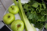 Celery Green Apple Spinach Juice