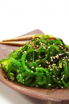 Seaweed Salad-Very Nutritional
