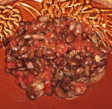 Mexican Black Soy Beans