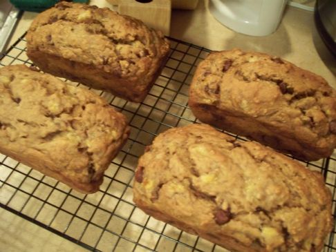 Banana Bread (vegan, diabetic-friendly)