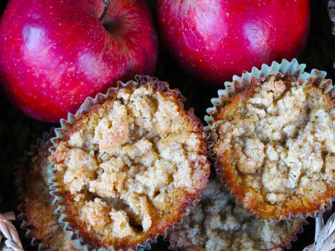 Muffin de Quinoa y Manzana