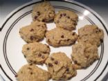 Libby's GFCF Oatmeal Chocolate Chip Cookies