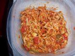 Broc. Bean Spaghetti