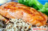 Honey-Glazed Salmon