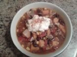 Southwestern Hamburger Soup