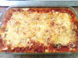 Spaghetti Squash Italian bake