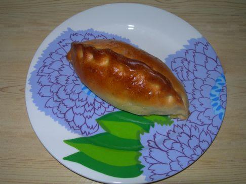 Pirozhki s makom - Russian Poppy Seed Pastries