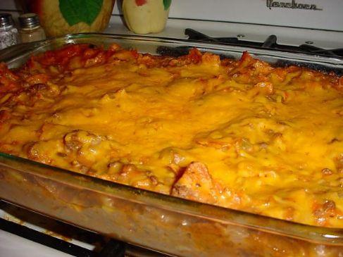 Doritos Pie Recipe Sparkrecipes