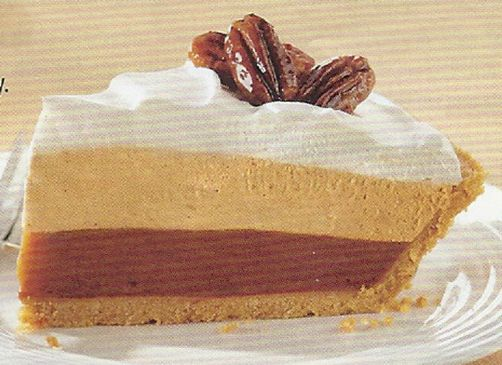 Pumpkin Spice Pie
