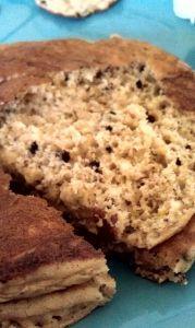 Cookies 'N Cream Cookie Dough Pancakes