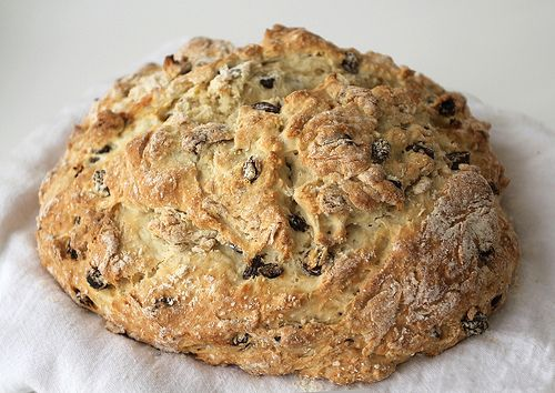 Irish Soda Bread - from radmegan.blogspot.com