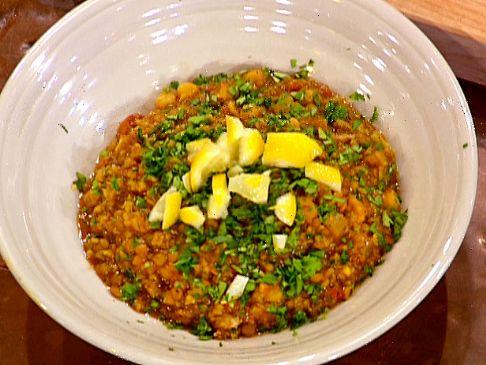 Harira: Moroccan Chickpea Stew