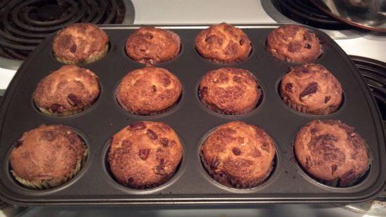 Sour Cream Coffee Cake Muffin