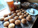 Quick Oat Bran and Banana Nut Muffins