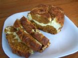 Pumpkin and Cream Bread