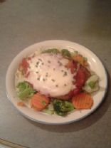 Skillet Chicken Parmesan (Adapted From: Eat What You Love)