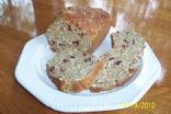 Healthy Cranberry Orange Bread