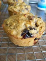 Ginger Groove Fruit and Granola Muffins