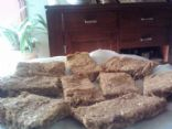 Pumpkin Coconut Granola Bars