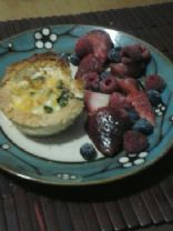 Quiche, Mini My Lil' Pie Maker Savory Vegetable Cheese Quiche