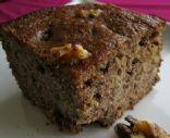 Whole Wheat Pear Coffee Cake