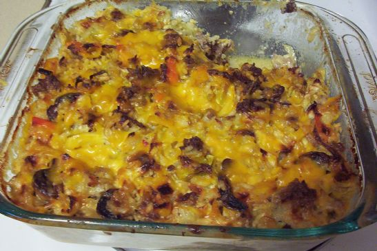 Cabbage Patch Casserole