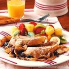 Apple Cinnamon Cobblestone French Toast