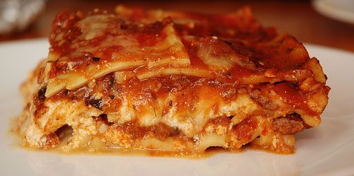 Easy Meat Lasagne