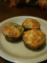 Veggie Frittata Muffins