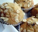 Wholesome Orange Muesli Muffins