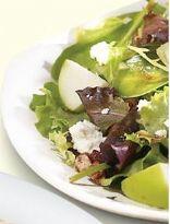 Apple Pecan Salad (modelled after Crabby Joe's)