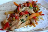 Chicken & Peppers Fajitas