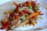Chicken & Peppers Fajitas
