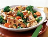 Mock Chicken Vegetable Stir Fry