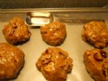 Tone It Up Peanut Butter Protein Balls (171 cals per ball)