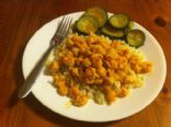 Medifast Crawfish Etouffee