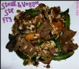 Steak & Veggie Stir Fry