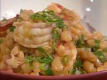 Louisiana White Beans with Shrimp