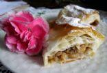 Delicious serbian apple pie (Pita savijača sa jabukama)