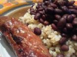 Smoked Sausage, Rice & Beans