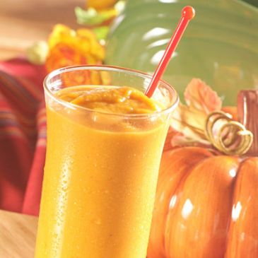Spiced Pumpkin Smoothie from Vegan Planet