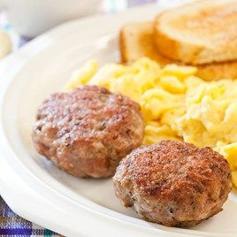 Cook's Country Homemade Breakfast sausage
