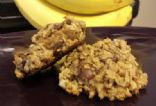 Chocolate Peanut Butter Oatmeal Health Cookies