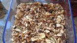 Maple Granola with Muesli