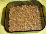 Apple Agave Bars
