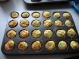 Tropical Protein mini muffins