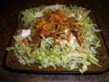My Nacho Taco Salad