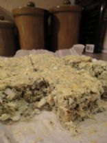 Coconut Pistachio Bars